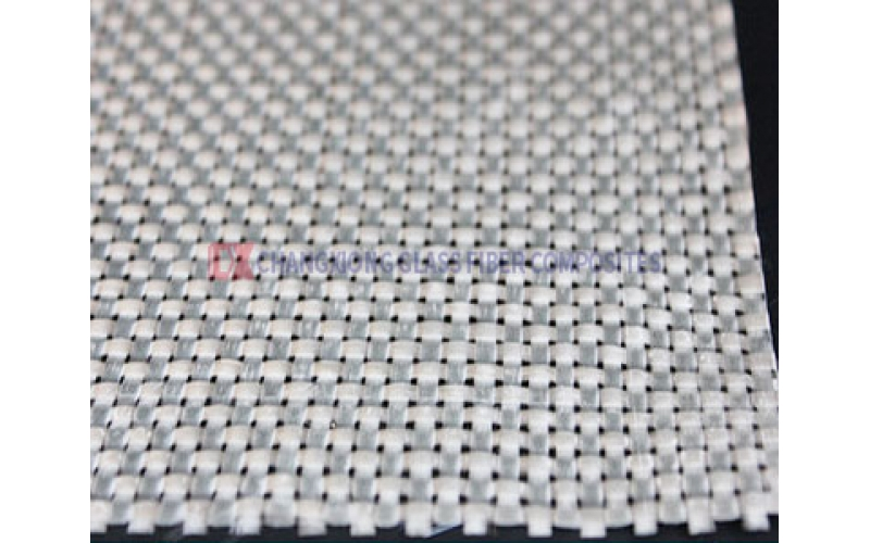 Fiberglass check cloth
